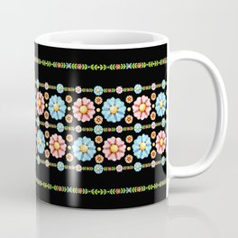 Daisy Boho Chic Coffee Mug