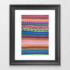 LE MAROC Framed Art Print