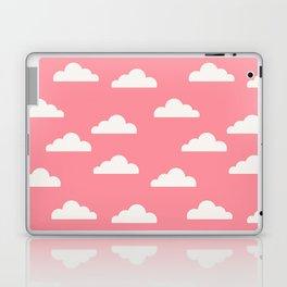 Clouds Pink Laptop & iPad Skin