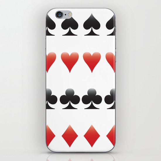 Suits iPhone Skin