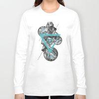 gta v Long Sleeve T-shirts featuring ∆V∆ by maysgrafx