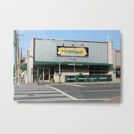 Boudreaux's Louisiana Kitchen Metal Print