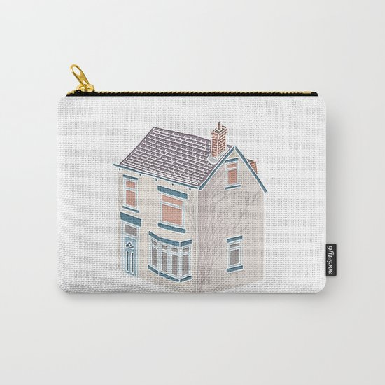 Little Village House Carry-All Pouch