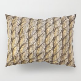 texture Ropes tether Pillow Sham