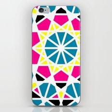 CMYK III iPhone & iPod Skin