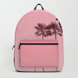 Tranquillity - flamingo pink Backpack