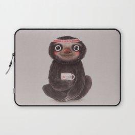 Sloth I♥yoga Laptop Sleeve