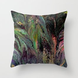 Fifth Dip Throw Pillow