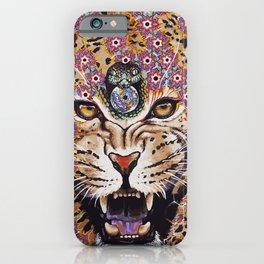 Mother Jaguar iPhone Case