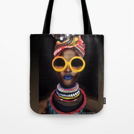 'Black Gold' Tote Bag