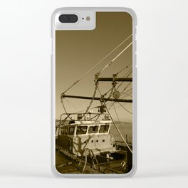 Trawler Rigging Donegal Tint Clear iPhone Case
