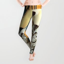 Puppy and Kittens Leggings