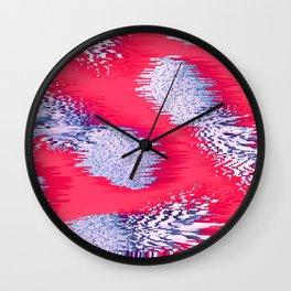Pineapples Wall Clock