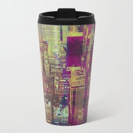 Pop New York Travel Mug