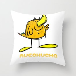 AVECHUCHA Throw Pillow