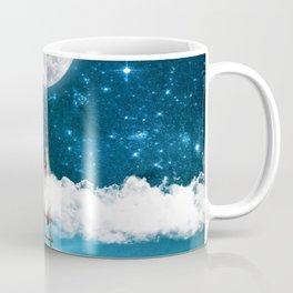 Reach for the Moon v2 Coffee Mug