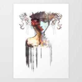 Future Sight Art Print