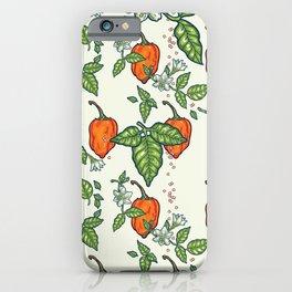 hot habanero iPhone Case