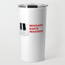 Great Pianist Travel Mug