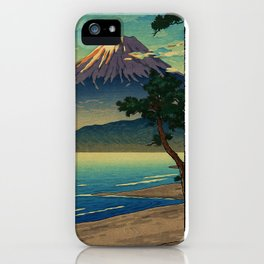 Shinehi at the Magic Hour iPhone Case
