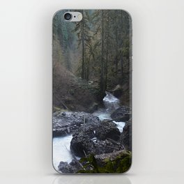 North Falls - Silver Falls State Park iPhone Skin