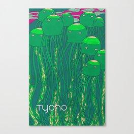 Tycho Canvas Print