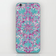Reinventing A Taste of Lilac Wine iPhone Skin