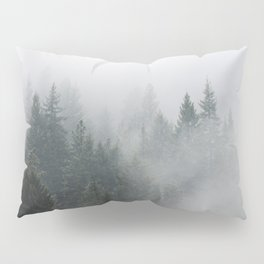Long Days Ahead - Nature Photography Pillow Sham