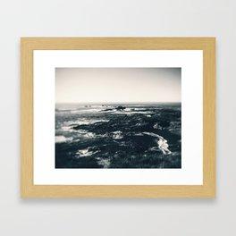 West Coast Wonders Framed Art Print