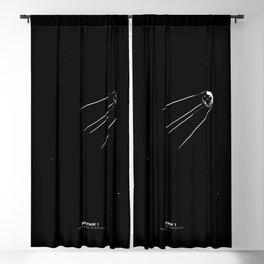 SPUTNIK 1 Blackout Curtain