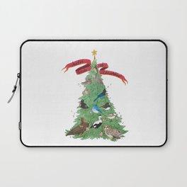 The Twelve Birds of Christmas Laptop Sleeve