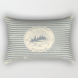 Destination Rectangular Pillow