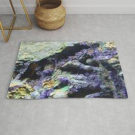 Mineral Stone rustic decor Rug