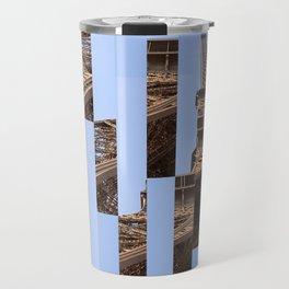 Paris Slices Travel Mug