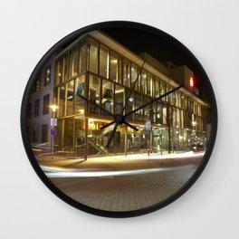 Kreissparkasse Laupheim Wall Clock