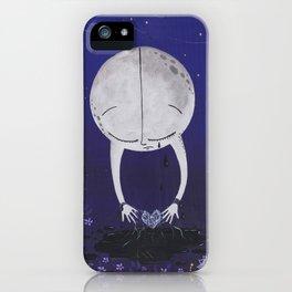 Night Story iPhone Case