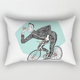 fixed gear Rectangular Pillow