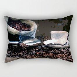 Coffee Snob Rectangular Pillow