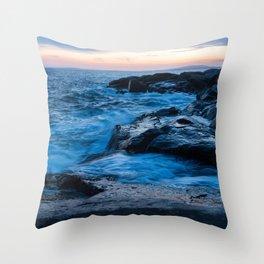 Peggys Point Throw Pillow