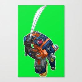 FUTRON ONE Canvas Print