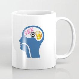 Male Psyche Coffee Mug