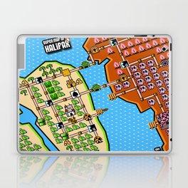 Super Map of Halifax Laptop & iPad Skin