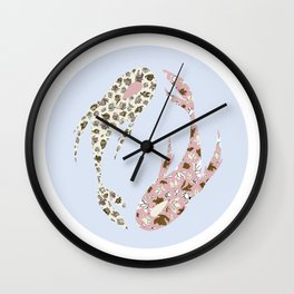 SKY BLUE Wall Clock
