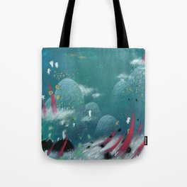 Let Me Float Tote Bag