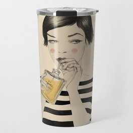 Drink Responsibly Travel Mug