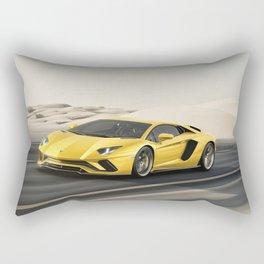 LAMB ORGHINI Aventador Rectangular Pillow