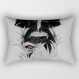 Ken Kaneki Rectangular Pillow