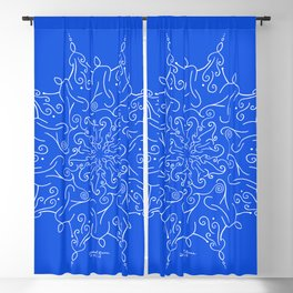 Divine Blessing Blackout Curtain