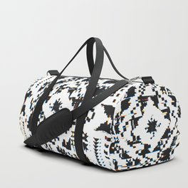 Twisted Quilt Duffle Bag