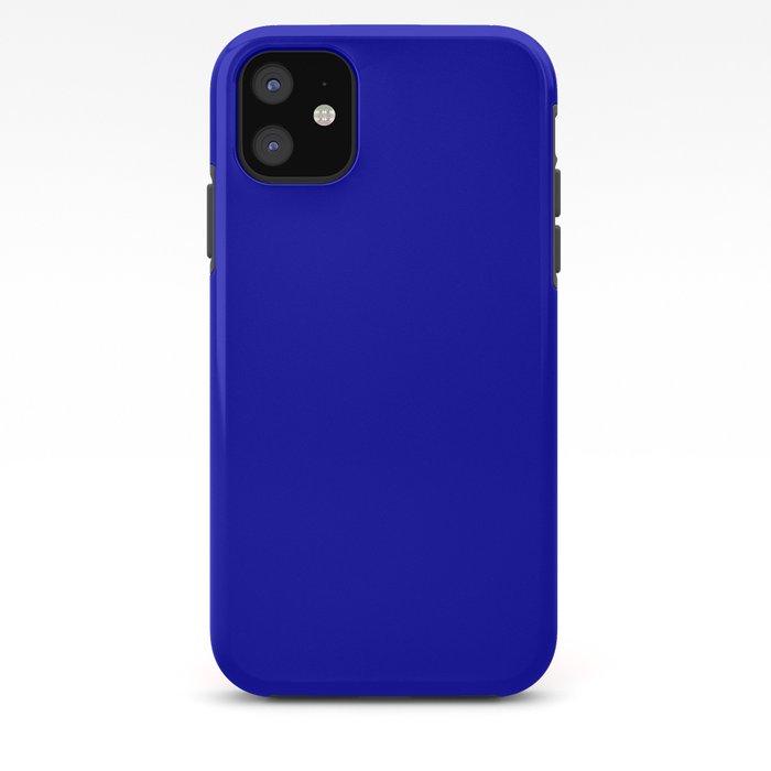 classic design Duke Blue iPhone Case